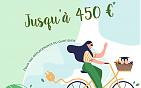 Aide financière à l'achat de vélo