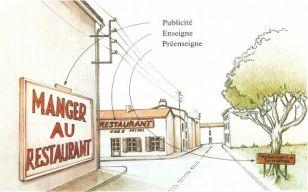 Règlement local de publicité