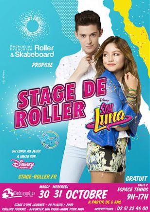 Stage de roller Soy Luna