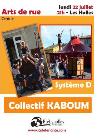 La Déferlante - Collectif Kaboum