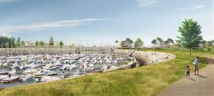 Le projet de port de plaisance