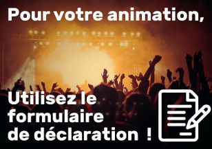 Formulaire Animations