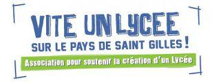 """Réunion publique """"Bientôt un lycée sur le Pays de Saint-Gilles Croix de Vie ?"""""""