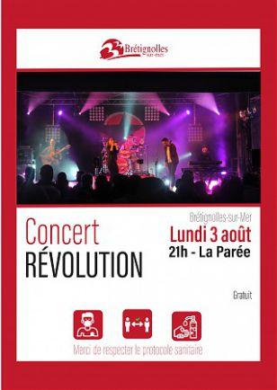 Concert : Révolution